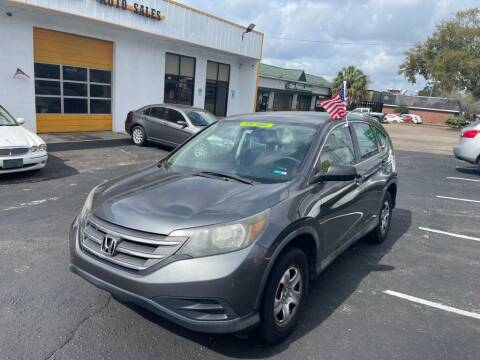 2012 Honda CR-V for sale at The Strong St. Moses Auto Sales LLC in Tallahassee FL
