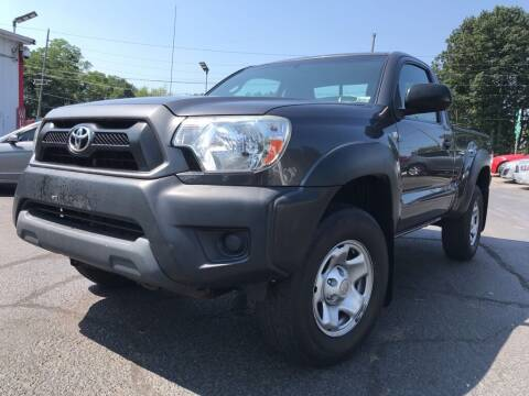 2012 Toyota Tacoma for sale at Certified Auto Exchange in Keyport NJ