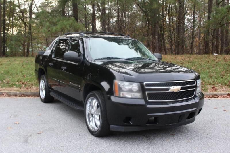 2008 Chevrolet Avalanche for sale at El Patron Trucks in Norcross GA
