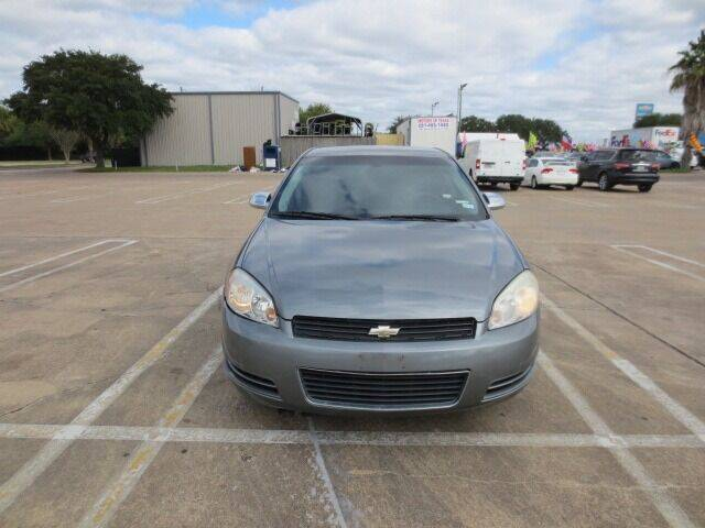 2007 Chevrolet Impala for sale at MOTORS OF TEXAS in Houston TX
