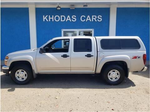 2006 Chevrolet Colorado for sale at Khodas Cars in Gilroy CA