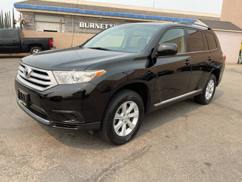 2012 Toyota Highlander for sale at Cars 2 Go in Clovis CA