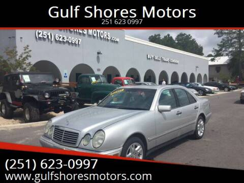 1997 Mercedes-Benz E-Class for sale at Gulf Shores Motors in Gulf Shores AL