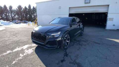 2021 Audi RS Q8 for sale at GLOBAL MOTOR GROUP in Newark NJ