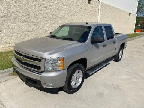 2008 Chevrolet Silverado 1500 for sale at Raleigh Auto Inc. in Raleigh NC