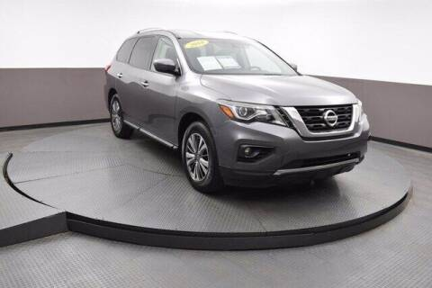 2018 Nissan Pathfinder for sale at Hickory Used Car Superstore in Hickory NC