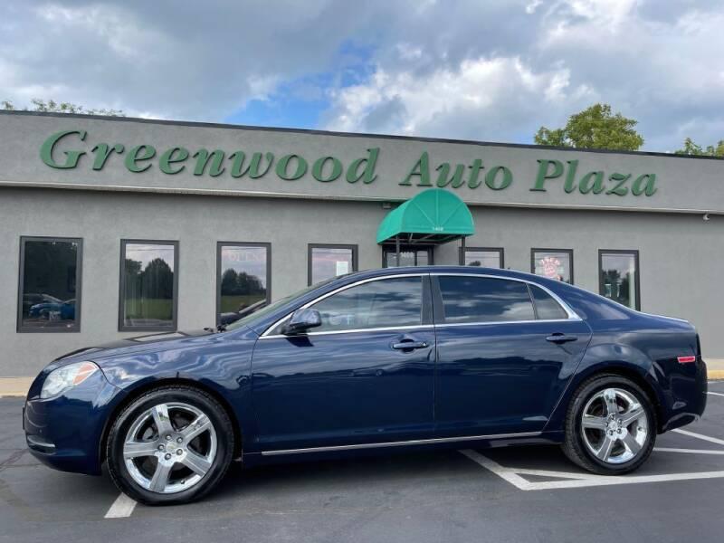 2011 Chevrolet Malibu for sale at Greenwood Auto Plaza in Greenwood MO