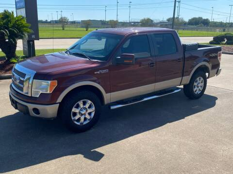 2010 Ford F-150 for sale at M A Affordable Motors in Baytown TX