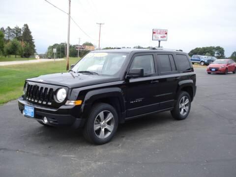 2016 Jeep Patriot for sale at Fox River Auto Sales in Princeton WI