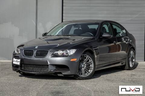 2008 BMW M3 for sale at Nuvo Trade in Newport Beach CA
