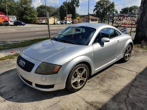2000 Audi TT for sale at Advance Import in Tampa FL