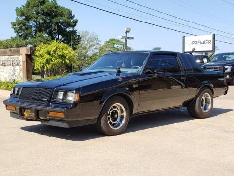 1987 Buick Regal for sale at Tyler Car  & Truck Center in Tyler TX