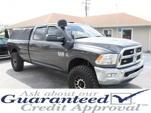 2017 RAM Ram Pickup 3500 for sale at Universal Auto Sales in Plant City FL