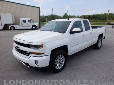 2017 Chevrolet Silverado 1500 for sale at London Auto Sales LLC in London KY