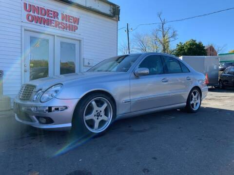 2006 Mercedes-Benz E-Class for sale at Car VIP Auto Sales in Danbury CT
