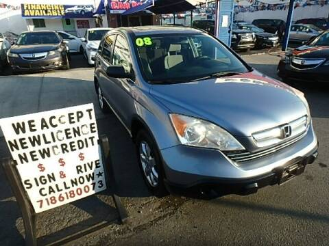 2008 Honda CR-V for sale at Cedano Auto Mall Inc in Bronx NY