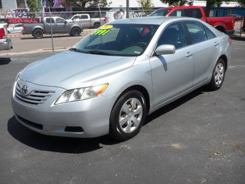 2007 Toyota Camry for sale at T & S Auto Brokers in Colorado Springs CO
