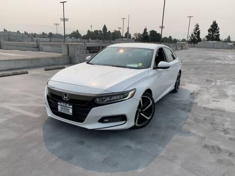 2018 Honda Accord for sale at BAY AREA CAR SALES 2 in San Jose CA