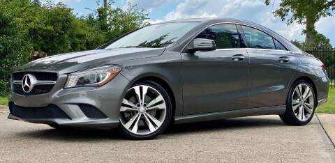 2014 Mercedes-Benz CLA for sale at Texas Auto Corporation in Houston TX
