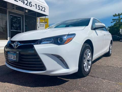 2016 Toyota Camry for sale at Mainstreet Motor Company in Hopkins MN