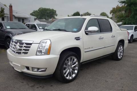 2012 Cadillac Escalade EXT for sale at Olger Motors, Inc. in Woodbridge NJ