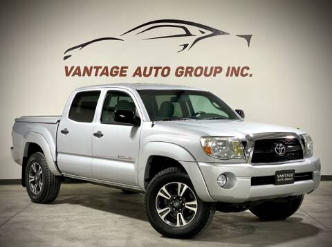 2011 Toyota Tacoma for sale at Vantage Auto Group Inc in Fresno CA