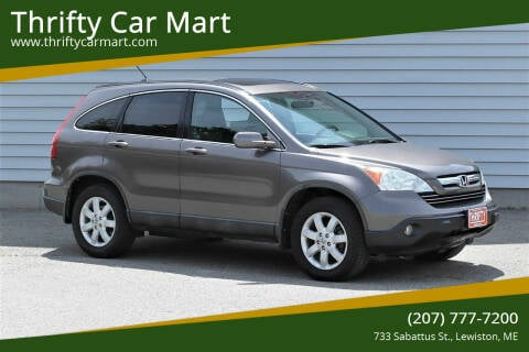 2009 Honda CR-V for sale at Thrifty Car Mart in Lewiston ME