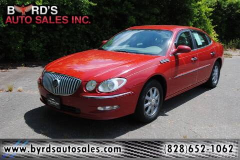 2008 Buick LaCrosse for sale at Byrds Auto Sales in Marion NC