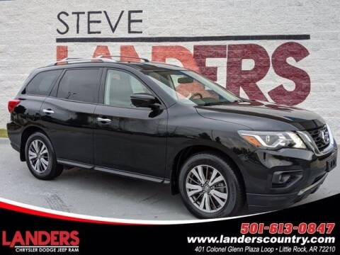 2018 Nissan Pathfinder for sale at The Car Guy powered by Landers CDJR in Little Rock AR