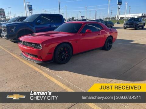 2016 Dodge Challenger for sale at Leman's Chevy City in Bloomington IL
