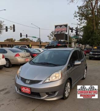 2010 Honda Fit for sale at Corridor Motors in Cedar Rapids IA