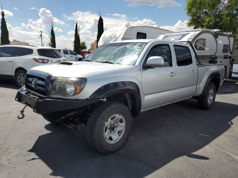 2005 Toyota Tacoma for sale at DPM Motorcars in Albuquerque NM