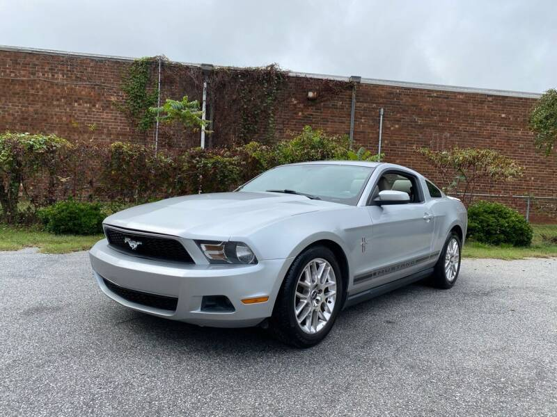 2012 Ford Mustang for sale at RoadLink Auto Sales in Greensboro NC