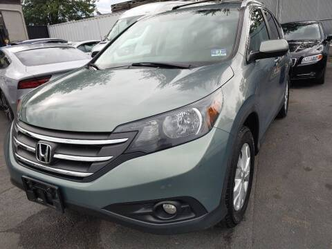 2012 Honda CR-V for sale at Auto Direct Inc in Saddle Brook NJ