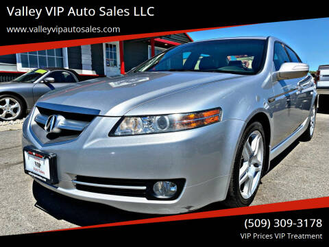 2008 Acura TL for sale at Valley VIP Auto Sales LLC in Spokane Valley WA