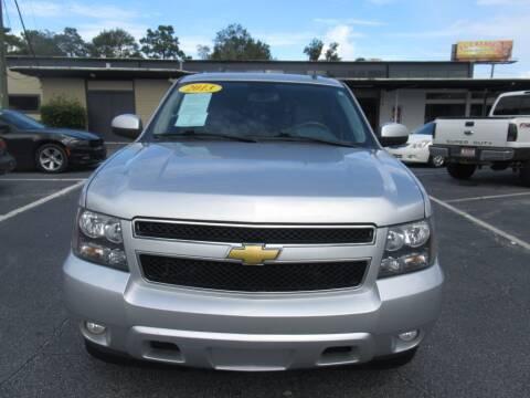 2013 Chevrolet Tahoe for sale at Maluda Auto Sales in Valdosta GA