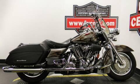 2007 Harley-Davidson ROAD KING CUSTOM for sale at Certified Motor Company in Las Vegas NV