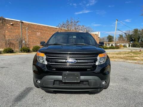 2012 Ford Explorer for sale at RoadLink Auto Sales in Greensboro NC