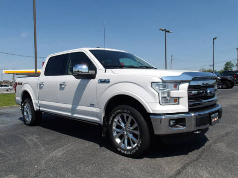 2016 Ford F-150 for sale at TAPP MOTORS INC in Owensboro KY