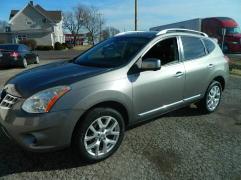 2012 Nissan Rogue for sale at Pro Auto Sales in Flanagan IL
