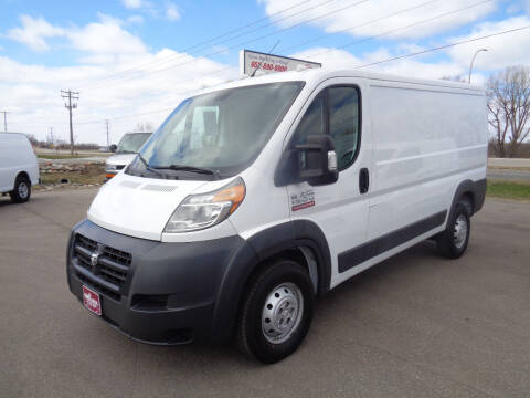 2016 RAM ProMaster Cargo for sale at King Cargo Vans INC in Savage MN