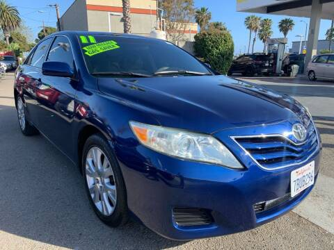 2011 Toyota Camry for sale at North County Auto in Oceanside CA