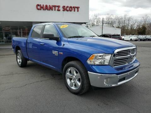 2019 RAM Ram Pickup 1500 Classic for sale at Chantz Scott Kia in Kingsport TN
