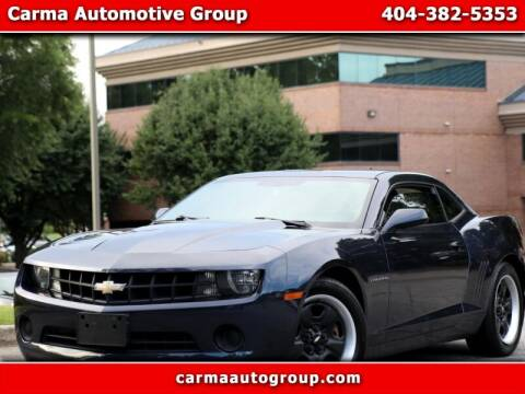 2013 Chevrolet Camaro for sale at Carma Auto Group in Duluth GA