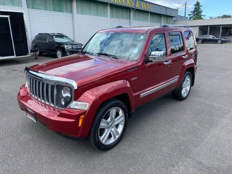 2012 Jeep Liberty for sale at TacomaAutoLoans.com in Lakewood WA