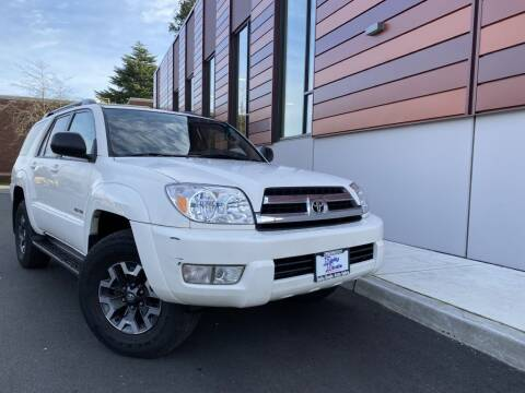 2005 Toyota 4Runner for sale at DAILY DEALS AUTO SALES in Seattle WA