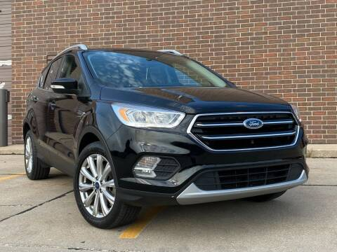 2017 Ford Escape for sale at Effect Auto Center in Omaha NE