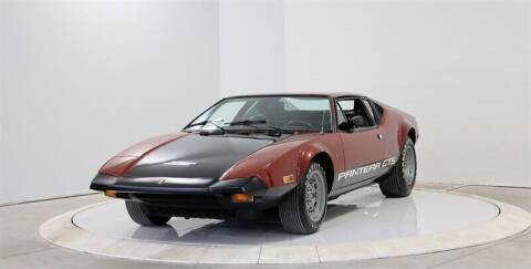 1974 De Tomaso Pantera for sale at Mershon's World Of Cars Inc in Springfield OH