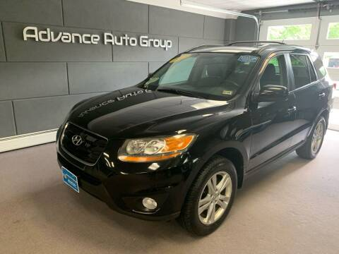 2011 Hyundai Santa Fe for sale at Advance Auto Group, LLC in Chichester NH