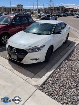 2018 Nissan Maxima for sale at EMPIRE LAKEWOOD NISSAN in Lakewood CO